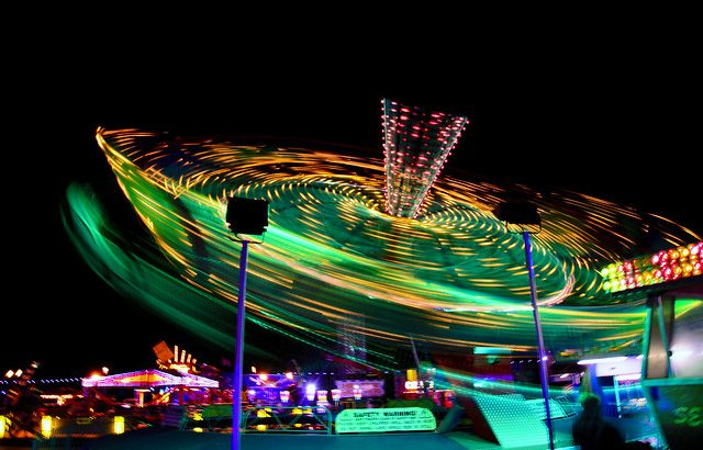 """funfair action"" by ""Jon Bunting"" on Flickr"