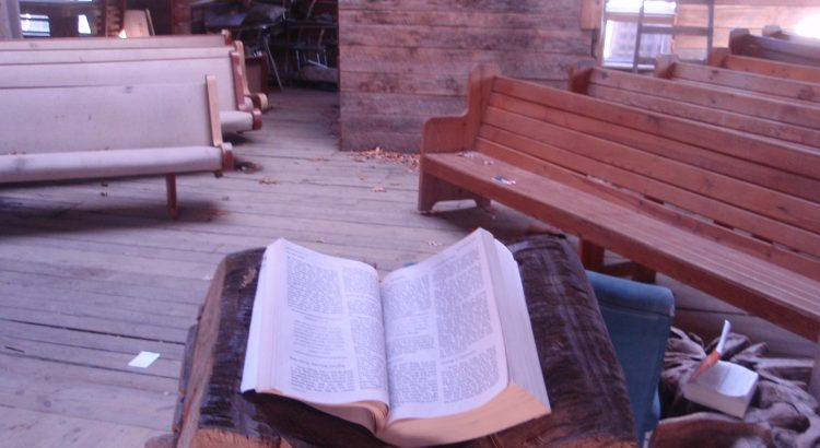 """pulpit and bible"" by ""Joel Kramer"" on Flickr"