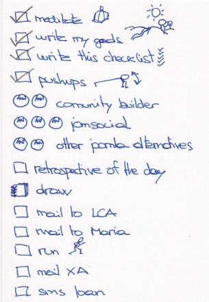 """Checklist"" by ""Xavier Vergés"" on Flickr"