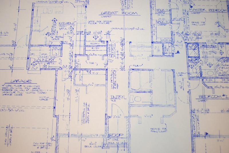 """Blueprints"" by ""Cameron Degelia"" on Flickr"