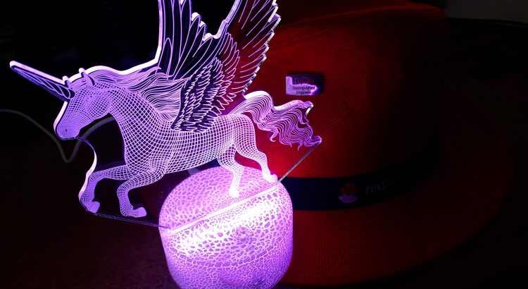 Unicorn Rentals and the Red Hat