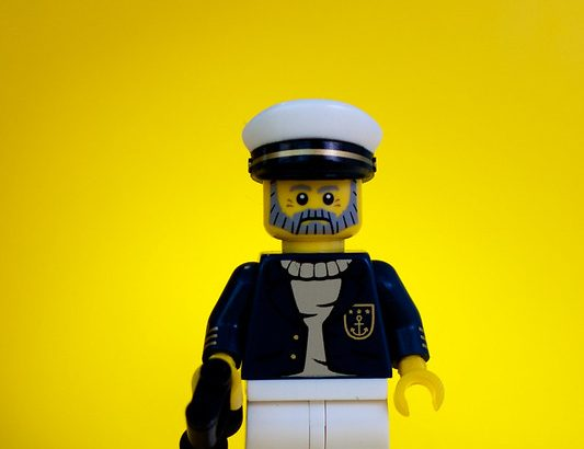 """Captain"" by ""The Laddie"" on Flickr"