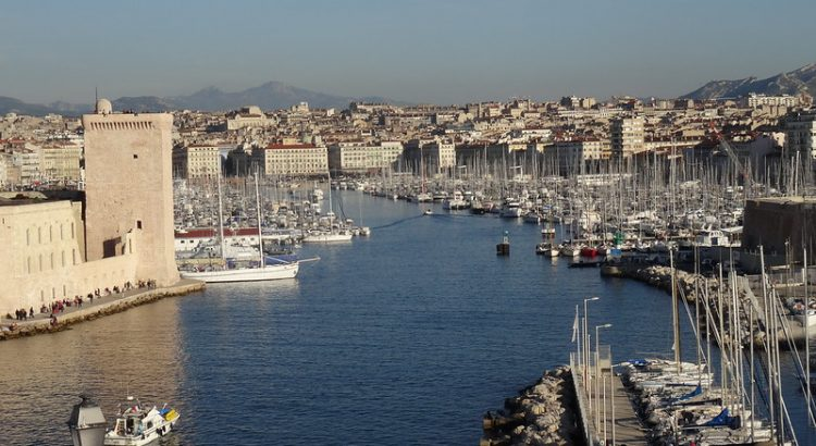 """vieux port Marseille"" by ""Jeanne Menjoulet"" on Flickr"