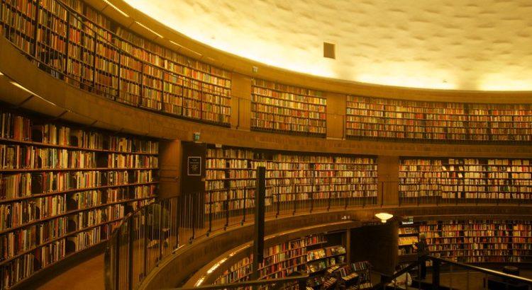"""Stockholms Stadsbibliotek"" by ""dilettantiquity"" on Flickr"