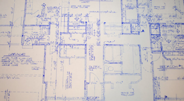 """Blueprints"" by ""Cameron Degelia"" on Flickr"